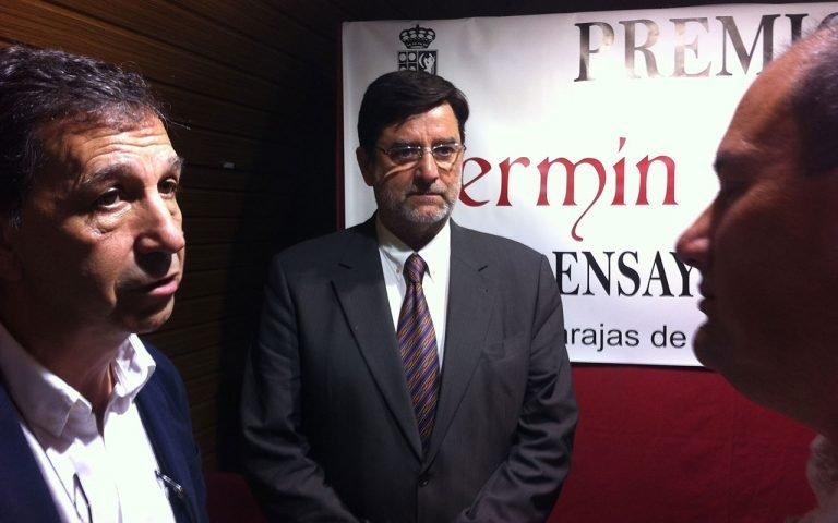 Fallo del Premio Fermín Caballero 2013 / Acto de entrega en Barajas de Melo el 6 de julio