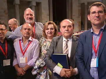 Octavio Uña Juárez, presidente de la ACMS, nombrado Socio de Honor de la FES en el Congreso de Gijón 2016