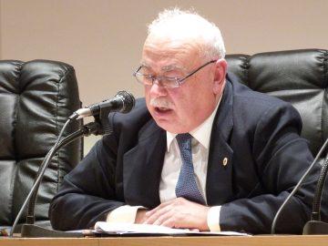 José Manuel Canales, El Buen Gobierno desde una perspectiva Iberoamericana