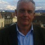 El responsable de Estudios Europeos, Ángel Iglesias, fortalece nuestros lazos con las instituciones europeas